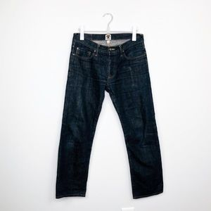 TELLASON for BALL & BUCK Selvedge White Cone Jeans